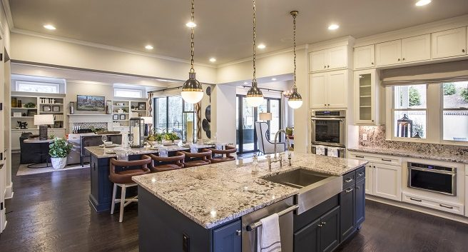 Patrick Malloy Communities Wins Gold OBIE for Hillandale Model in Roswell