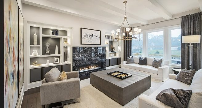 Ashton Woods Homes Wins gold OBIE for Oxford Model at Cadence in Marietta