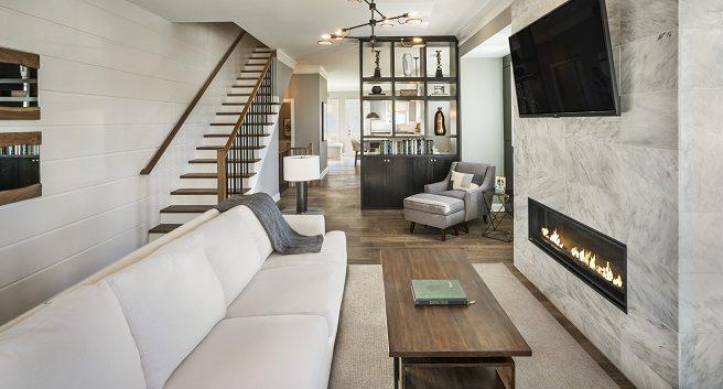 Ashton Woods Homes Wins Gold OBIE for Parkhaven Dresden Model in Alpharetta