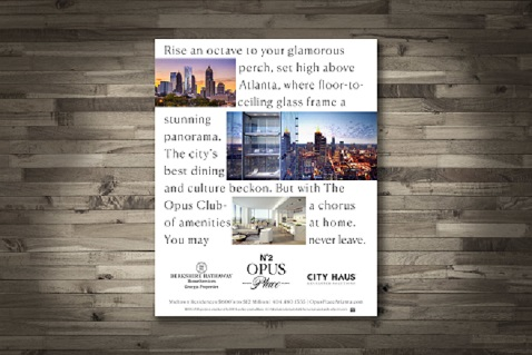 Berkshire Hathaway City Haus and Marketing Results Win Best New Homes Publication