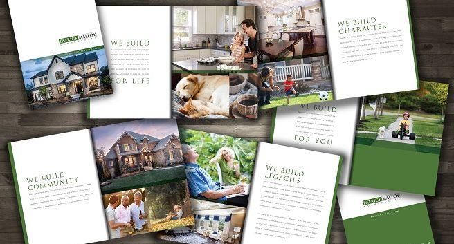Berkshire Hathaway New Homes Division and Marketing Results Win Best Brochure