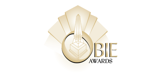 Last Chance to Purchase Tickets for 38th Annual OBIE Awards