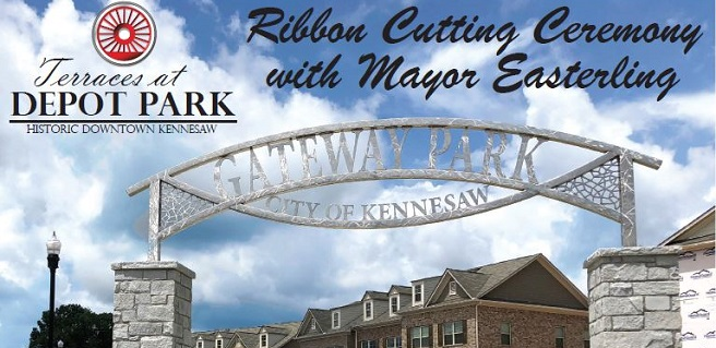 Upcoming Realtor Grand Opening at New Kennesaw Townhome Community