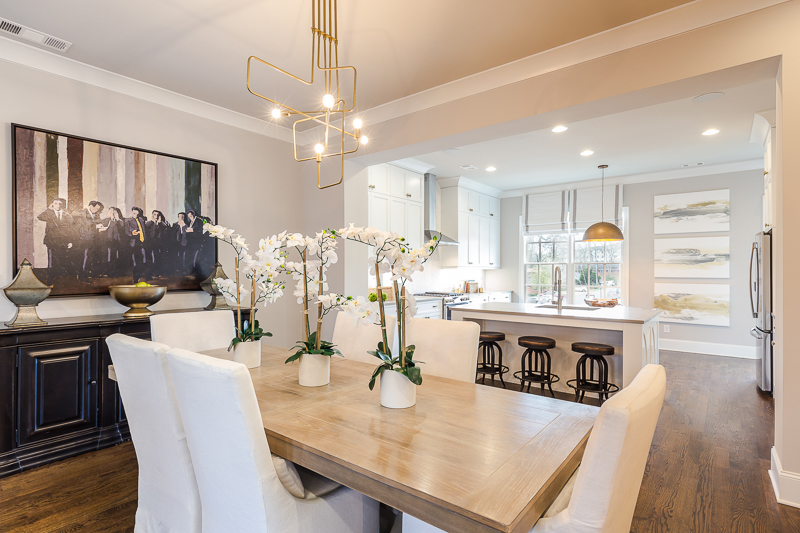 Visit Award-Winning New Roswell Model Homes by Monte Hewett Homes