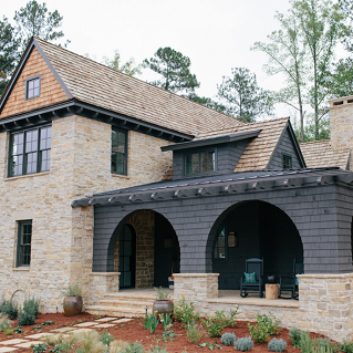 BCC Builders Wins Gold OBIE for New Fulton County Home at Serenbe