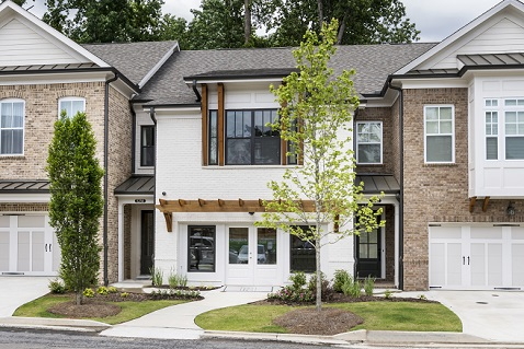 The Providence Group Wins Gold OBIE for New Johns Creek Model Home