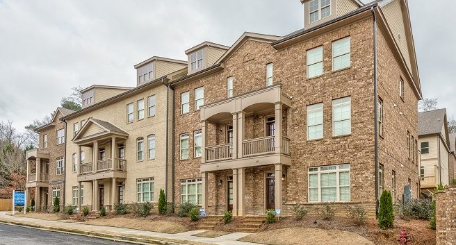 new townhomes in Smyrna
