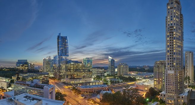The Residences Mandarin Oriental in Buckhead