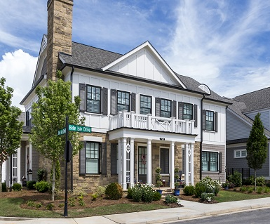 The Providence Group Wins Gold OBIE for New Alpharetta Home