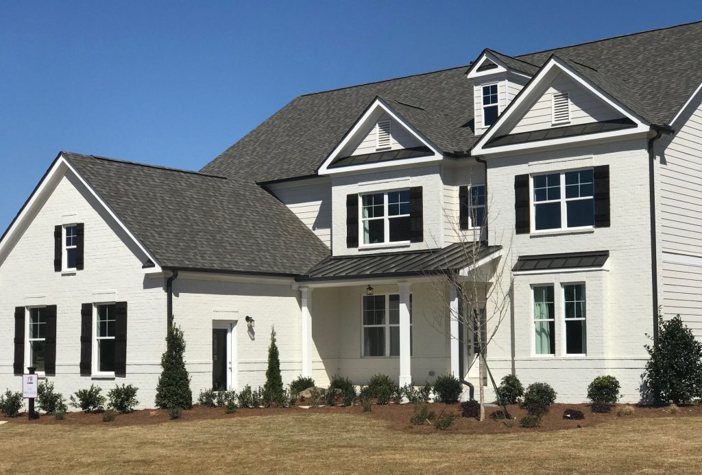 Chestnut Farms model home