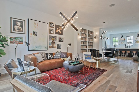 Visit Award-Winning Model at New Buckhead Community Landen Pine