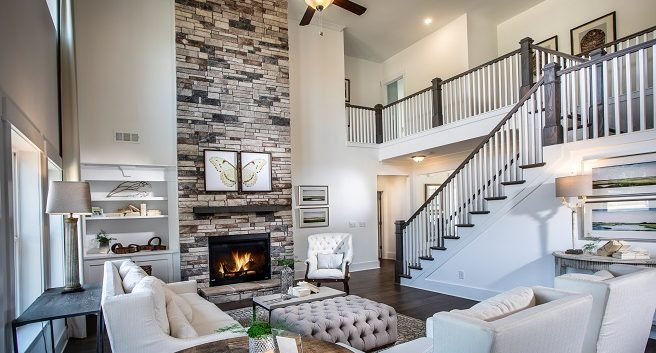 model home in kennesaw by paran homes