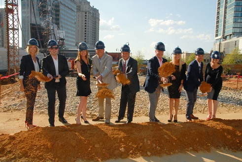 The Charles Buckhead Groundbreaking