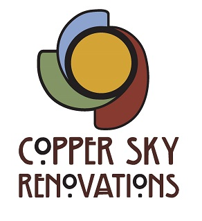 Copper Sky Renovations logo