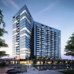 Seven88 West Midtown rendering