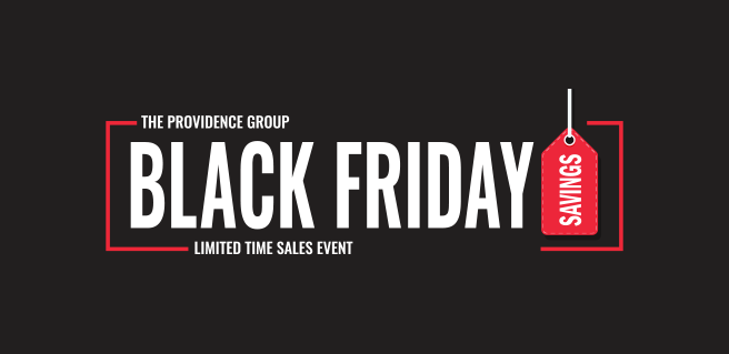 Save Up to $40,000 During Black Friday Sales Event