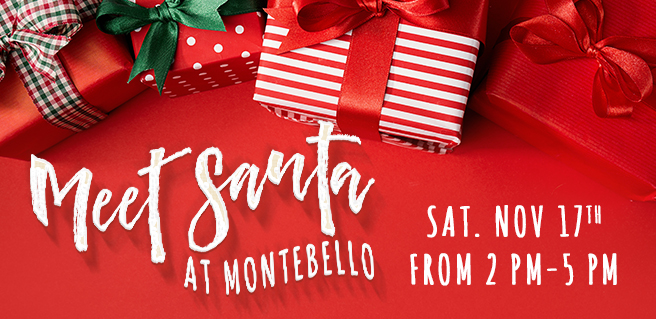 Santa Claus is Coming to Montebello in Cumming