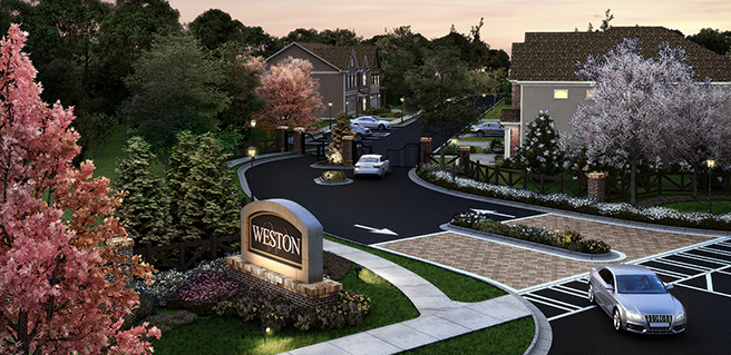 New Tucker Homes Available at Weston by SR Homes