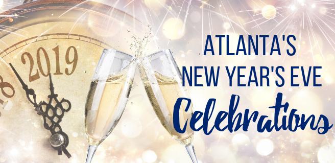 Atlanta's New Year's Eve Celebrations