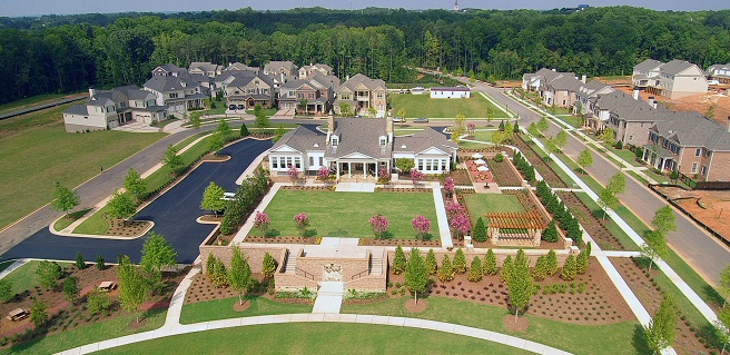 The Providence Group Announces Move-In Ready New Johns Creek Homes