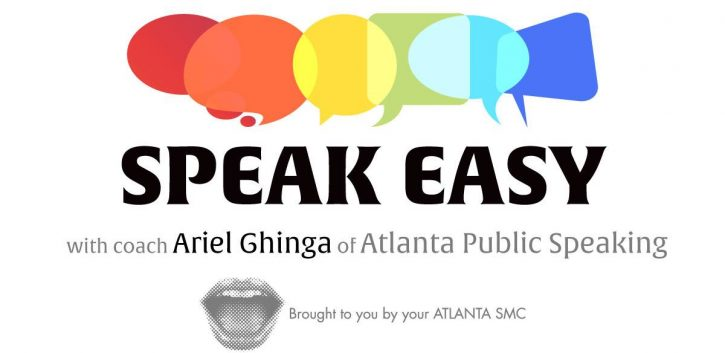 Public Speaking SMC Program