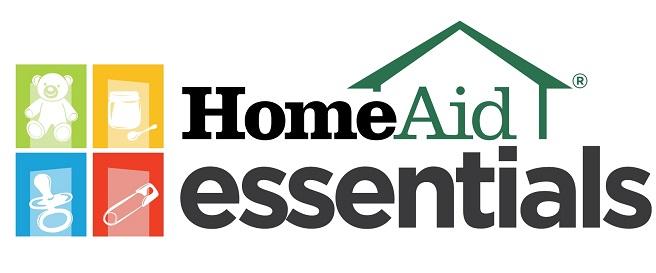 HomeAid Essentials Logo