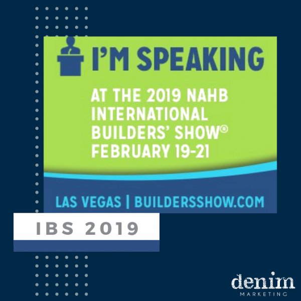 Atlanta Marketing Professional to Speak at 2019 International Builders' Show