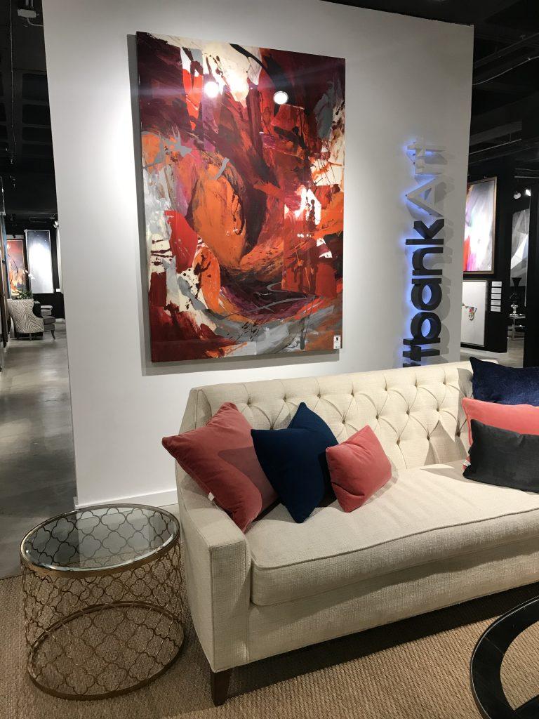 Memphis Design influence in home decor