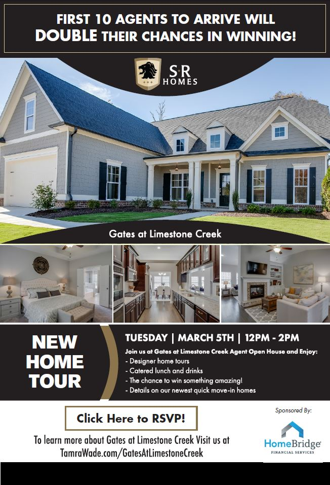 Gainesville Agents Invited to Tour Gates at Limestone Creek
