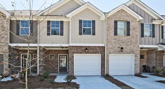 new home in Jonesboro by McKinley Homes