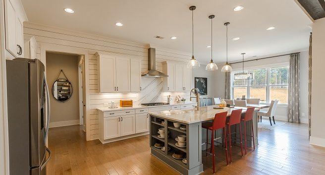 Larkspur kitchen design