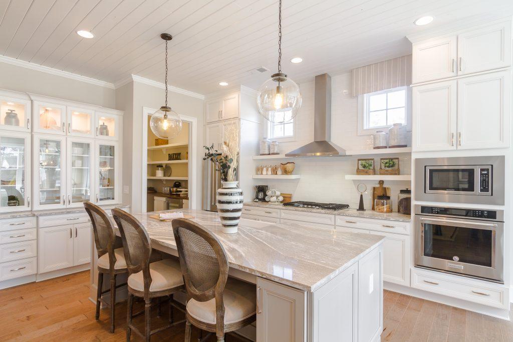 Edenton model kitchen