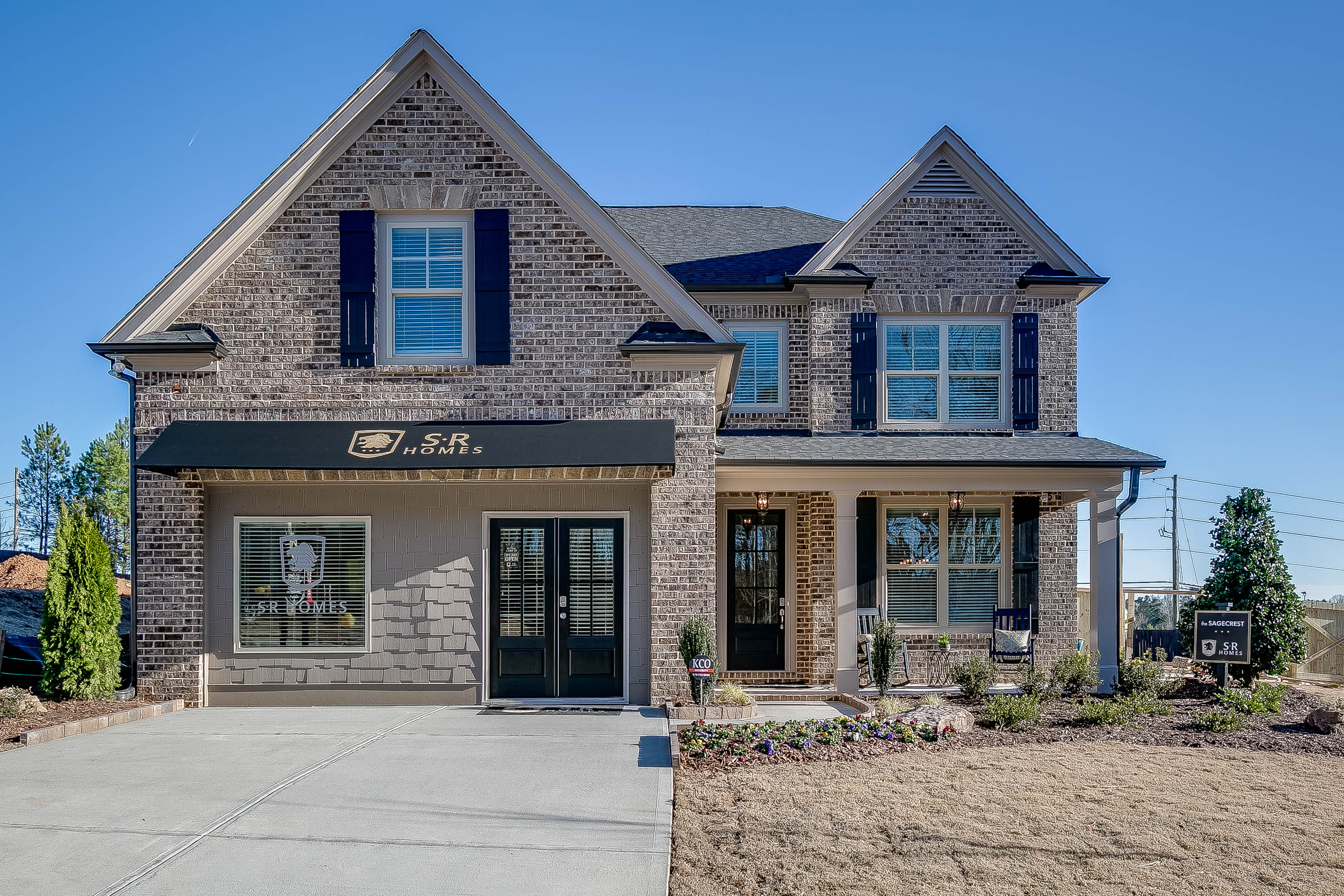 SR Homes Opens Model Home at Brentford Station in Gwinnett County