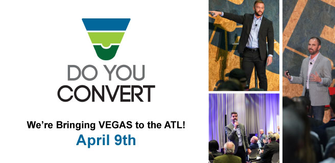 Register Now for Atlanta SMC Program Meeting Featuring Do You Convert