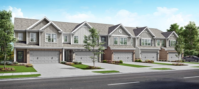 Berkeley Township Rendering
