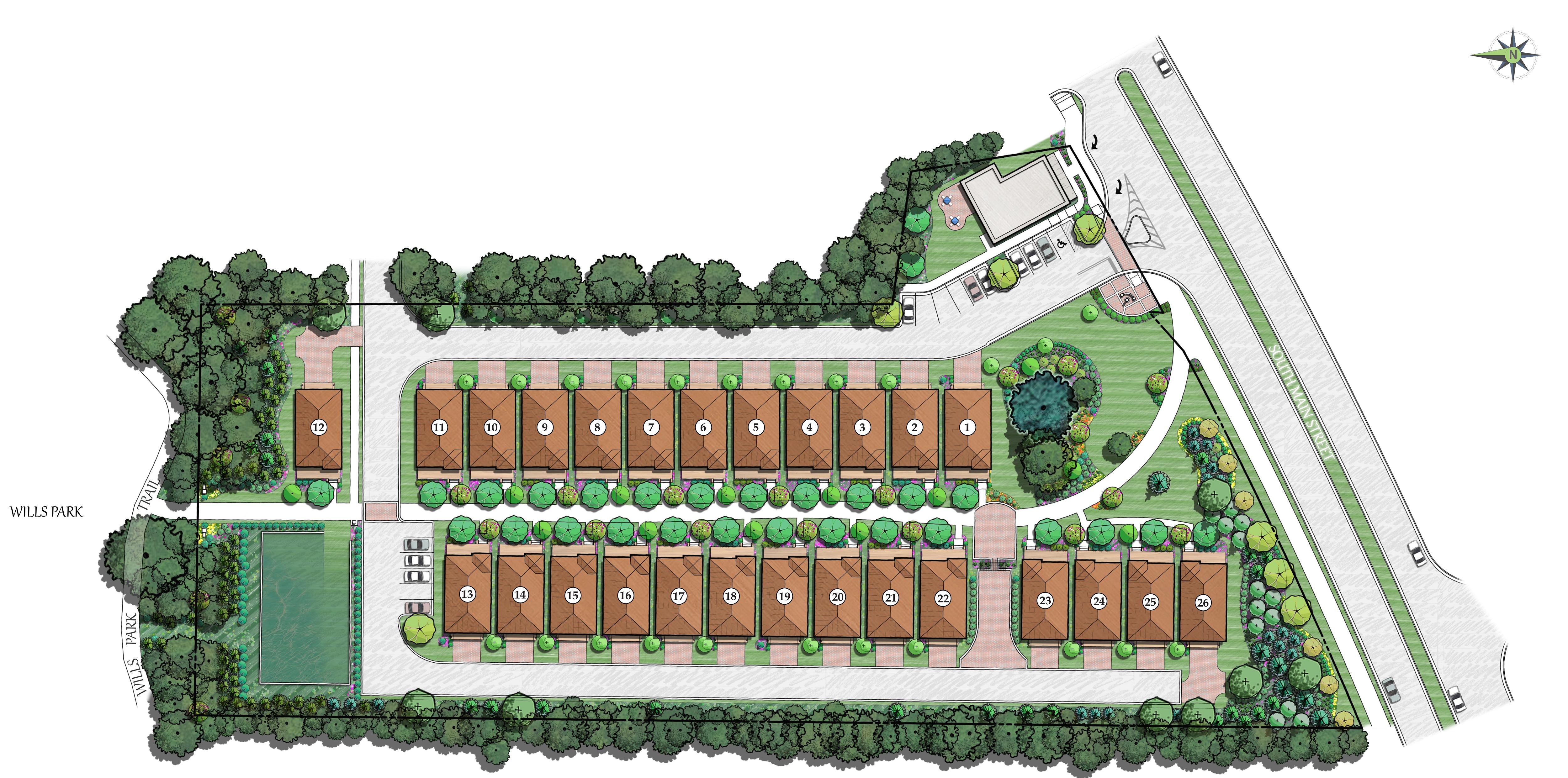 Magnolia Residential Properties Announces New Alpharetta Community