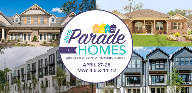 2019 Atlanta Parade of Homes to Kick Off Next Weekend