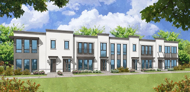 Monte Hewett Homes Announces Avalon in Alpharetta Now Sold Out