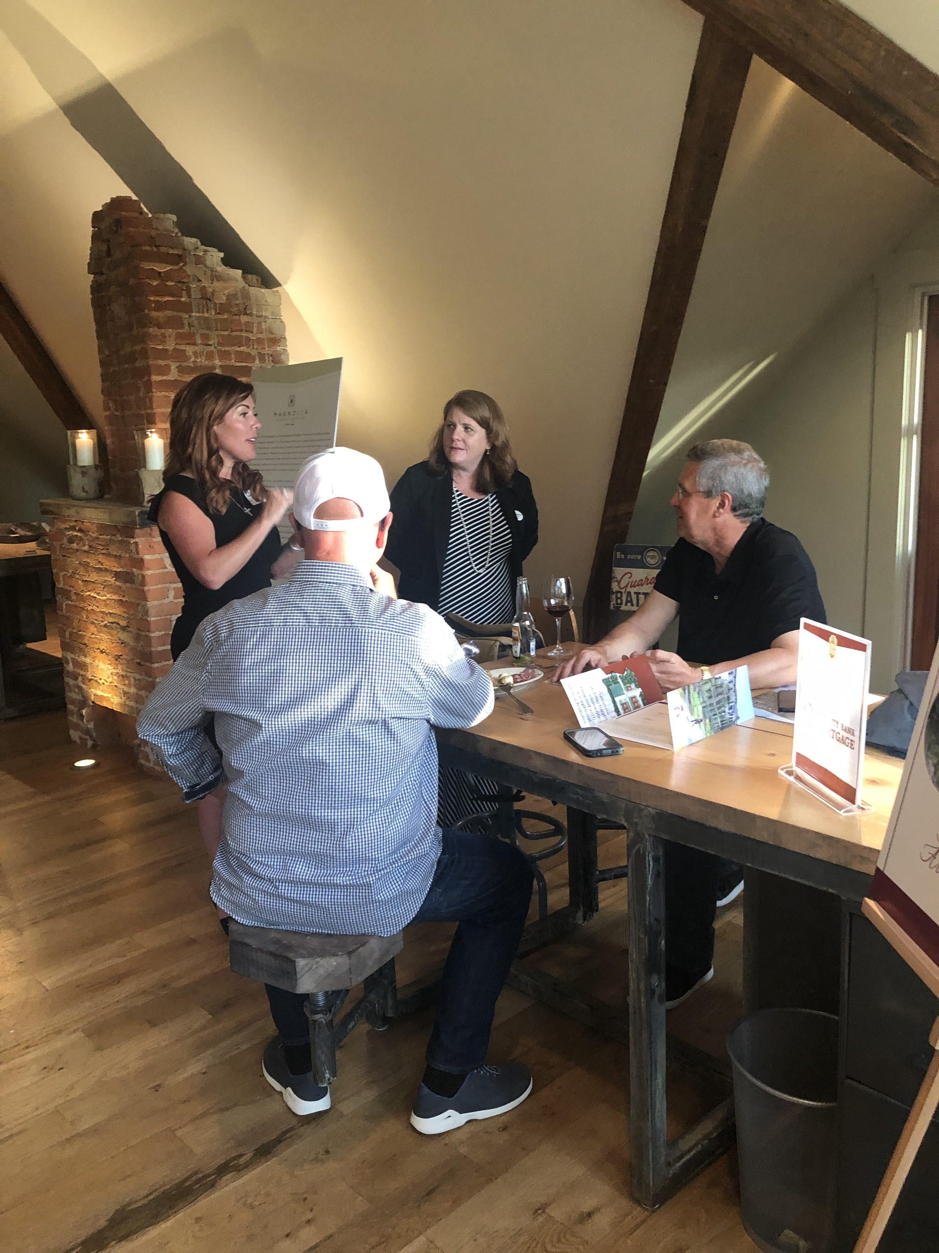 Magnolia Residential Hosts Events at New Alpharetta Community