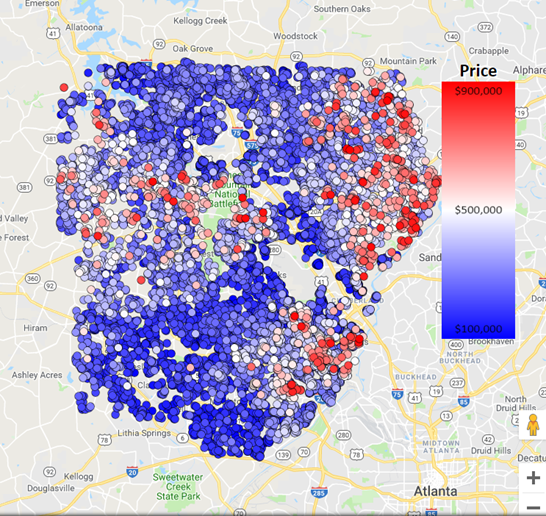 MarketNsight Adds Custom Mapping to Its Toolbox