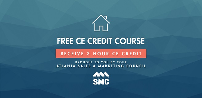 Atlanta SMC Presents Free CE Course: Staging to Sell