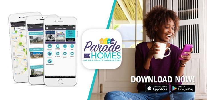 Atlanta Parade of Homes app image
