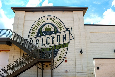 Halcyon Retail To Open Later This Summer