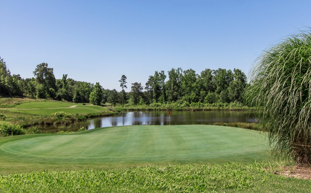 golf course at Traditions of Braselton