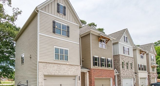 walkable kennesaw townhomes