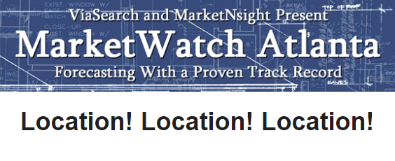 Join MarketNsight at MarketWatch Atlanta at City Springs