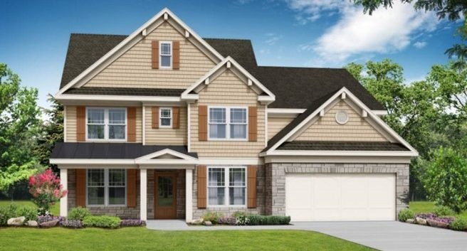 new Conyers homes