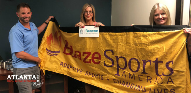 Lisa Simmons to Climb Mount Kilimanjaro Benefiting BlazeSports America