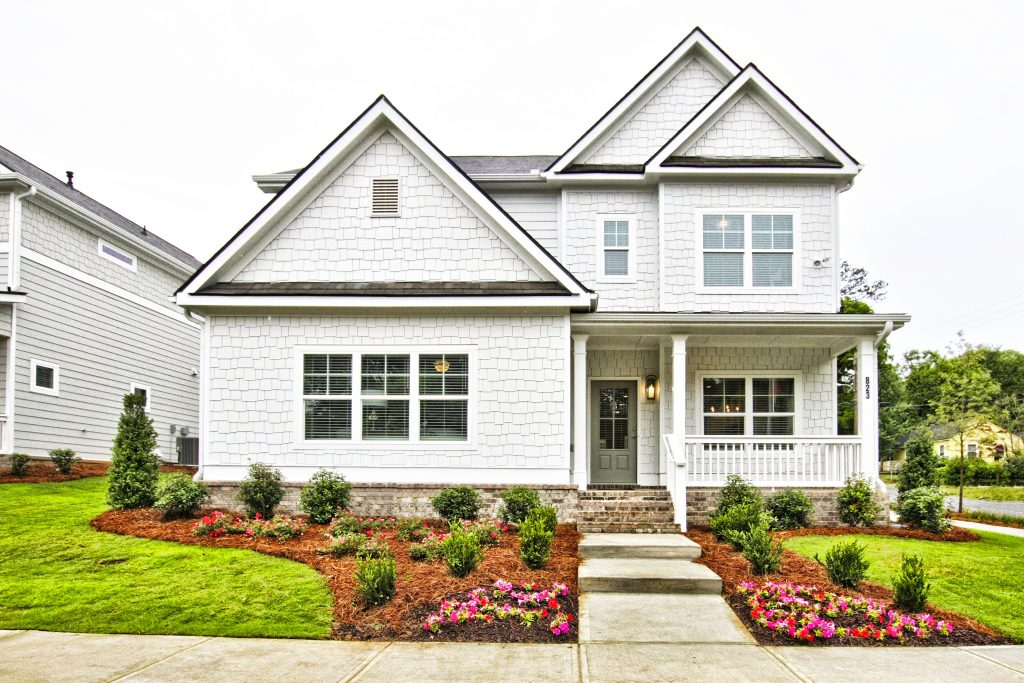 Marion model home in Marietta