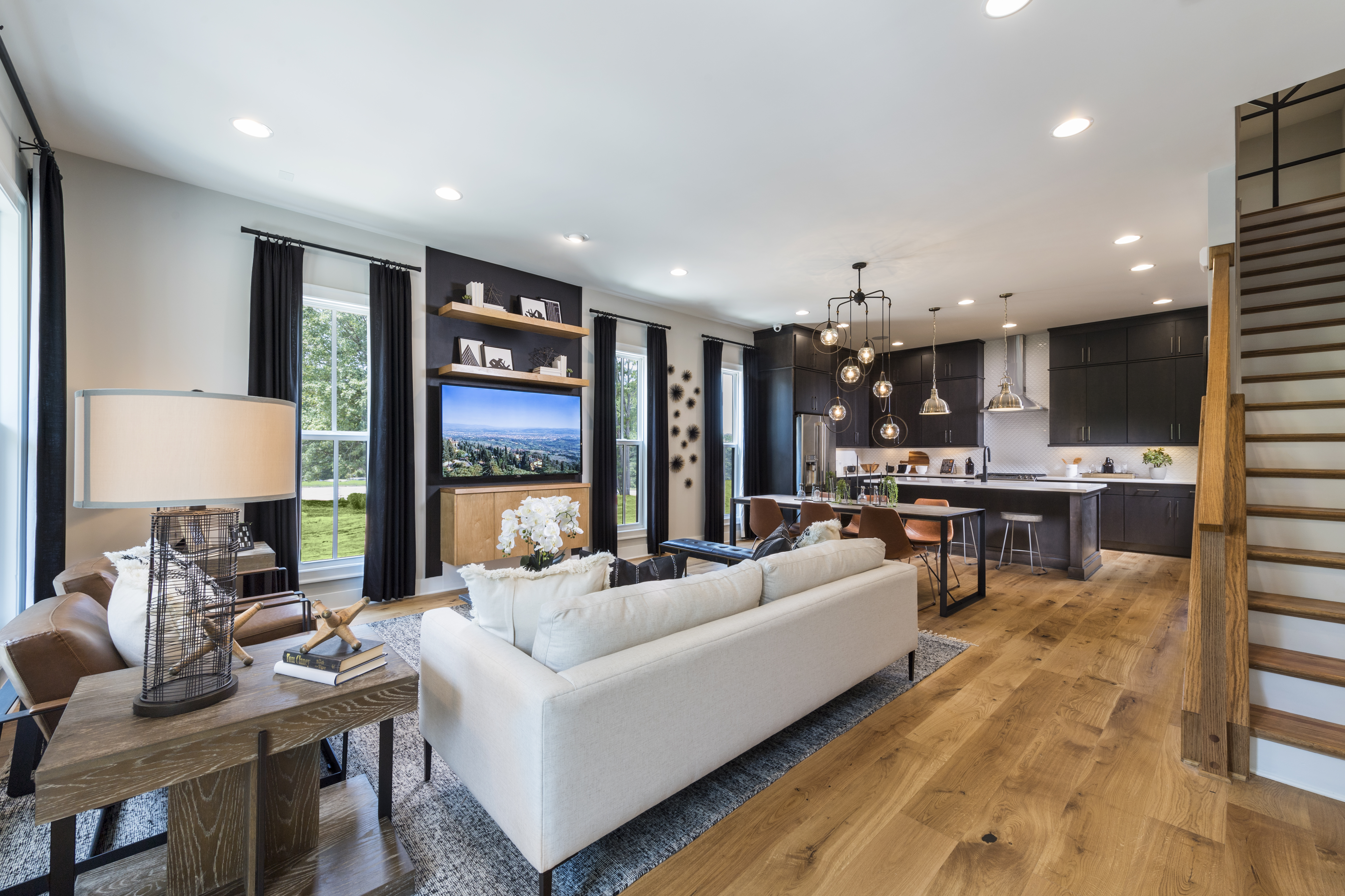 New Atlanta Townhomes Now Selling at Westside Village